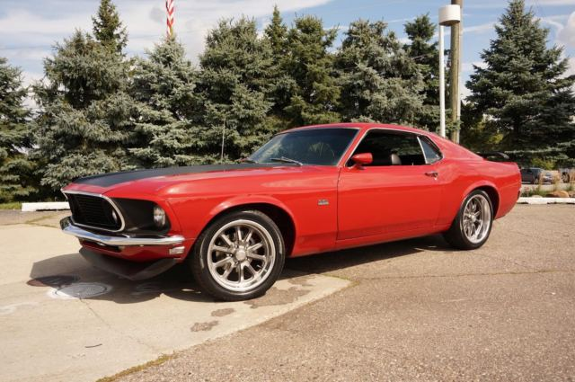 1969 mustang fastback pro touring for sale photos technical specifications description. Black Bedroom Furniture Sets. Home Design Ideas