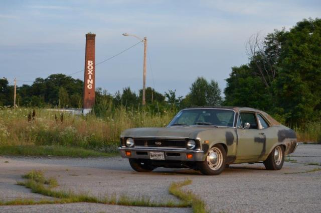 1969 Nova Ss Full Ridetech Muscle Car Rat Rod For Sale Photos