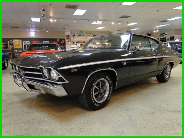1969 Chevrolet Chevelle Numbers Matching SS396