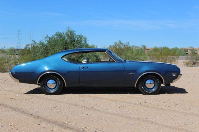1969 Olds Cutlass S W-31 for sale: photos, technical ...