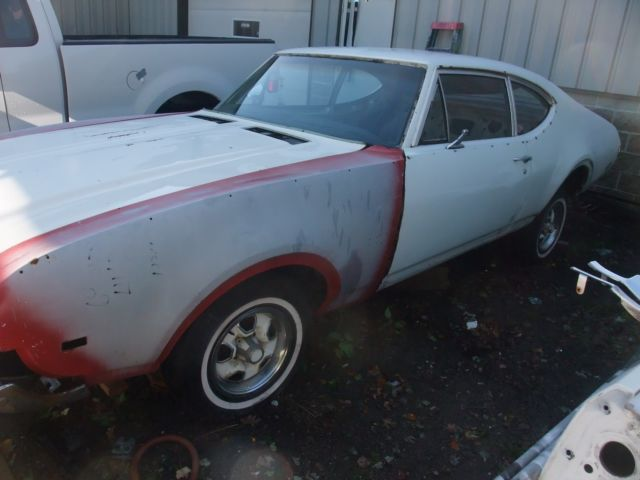 1969 Oldsmobile Cutlass other