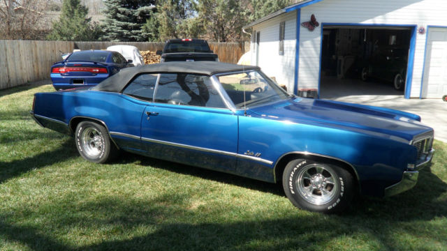 1969 Oldsmobile Eighty-Eight