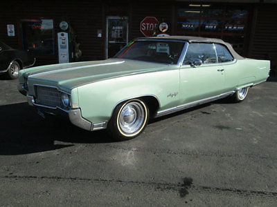 1969 Oldsmobile Ninety-Eight 2DR CONVERTIBLE