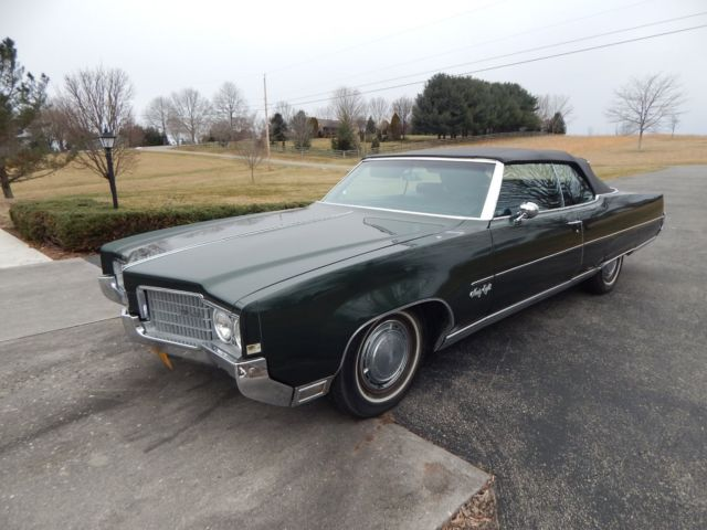 1969 Oldsmobile Ninety-Eight n/a