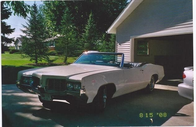 1969 Oldsmobile Other Delta Convertible