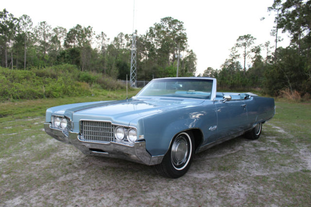 1969 Oldsmobile Ninety Eight 98 Ninety Eight 98 Convertible Clean Must See