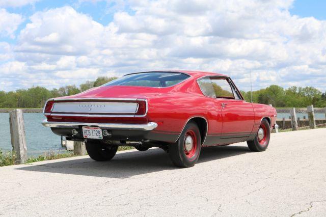 1969 Plymouth Barracuda M code 440 for sale: photos