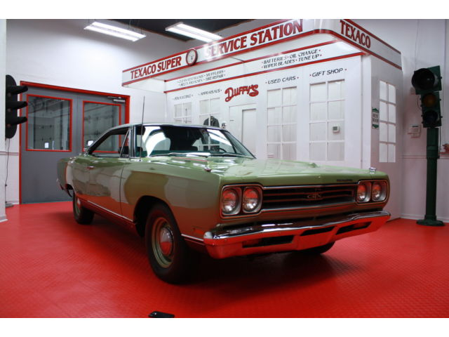 1969 Plymouth GTX 440 AT