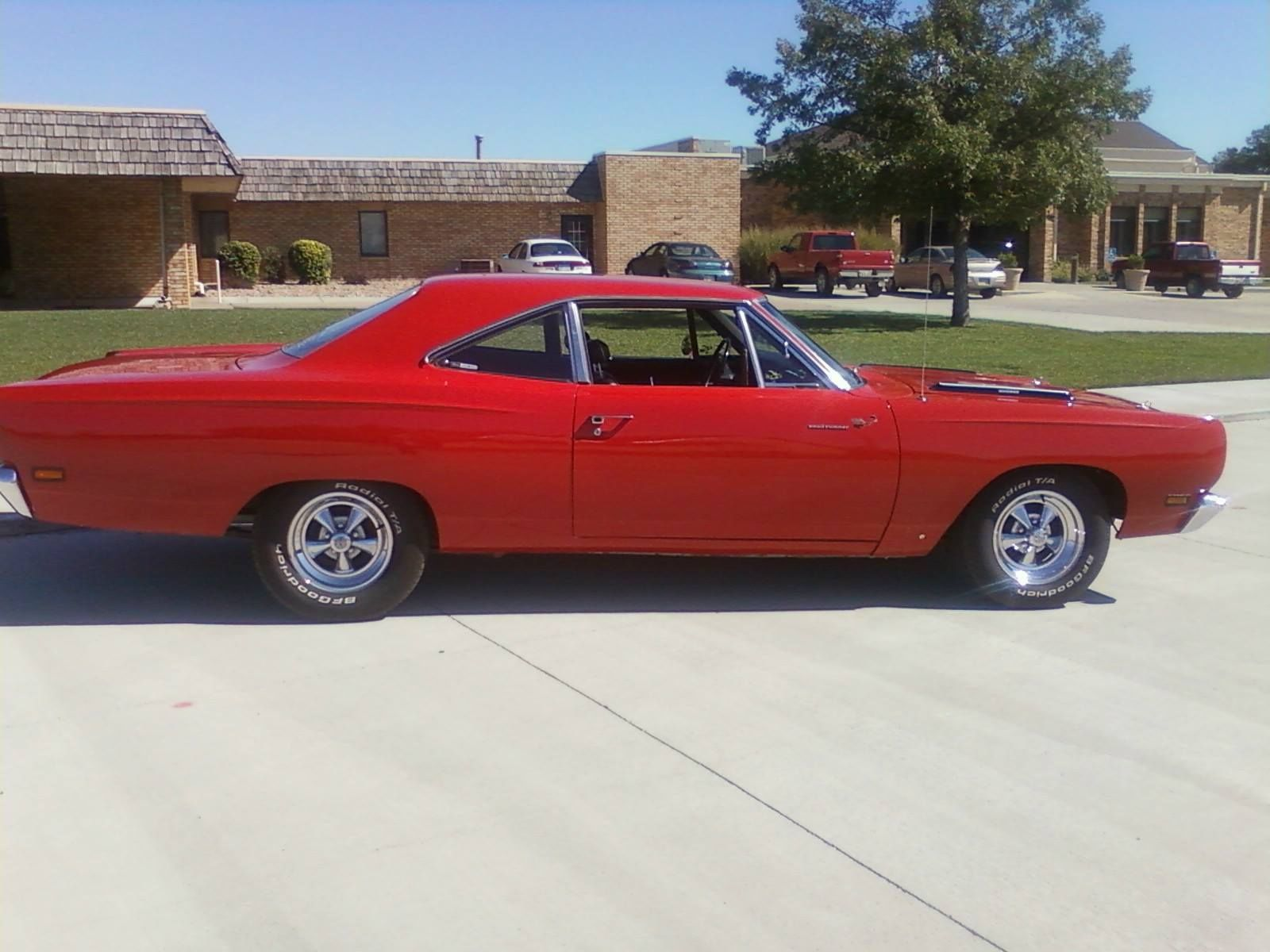 1969 Plymouth Road Runner Road Runner