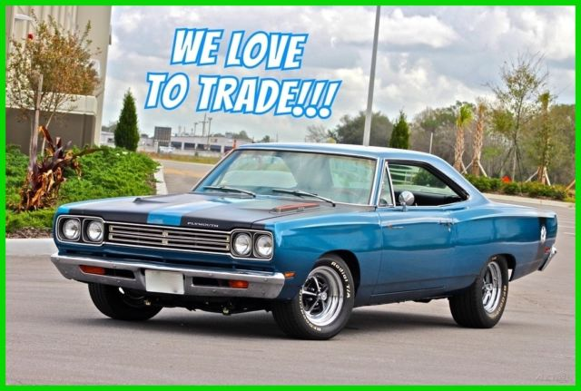 1969 Plymouth Road Runner 440 Mopar Performance / Restored