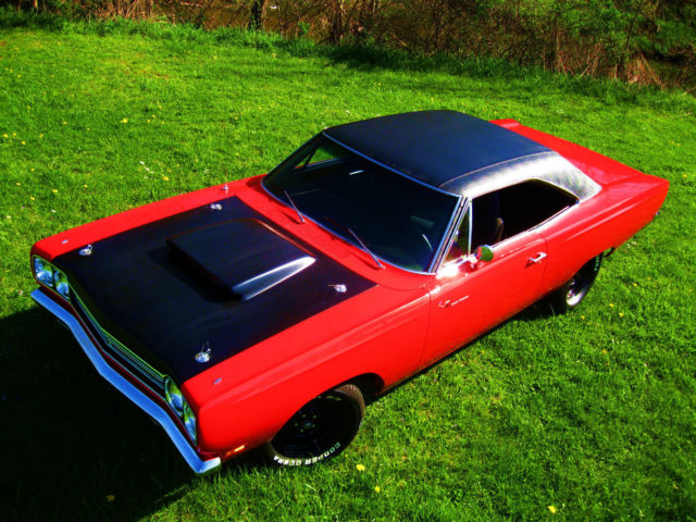 1969 Plymouth Road Runner A12 Tribute Car