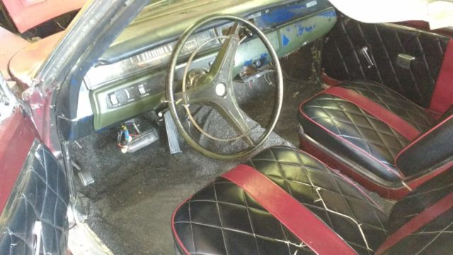 1969 Other Plymouth Road Runner Coupe with Other interior