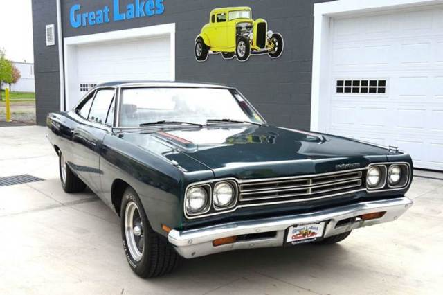 1969 Plymouth Road Runner Air grabber