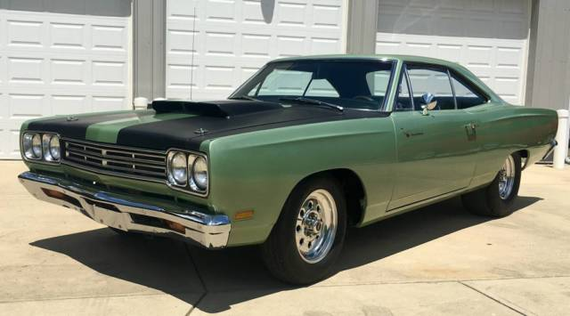 Used Cars Bloomington In >> 1969 Plymouth Roadrunner 528ci Hemi - Excellent Condition ...