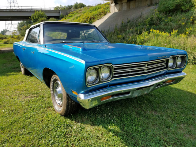 1969 Plymouth Road Runner Base