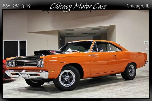 1969 Plymouth Road Runner 2dr Coupe