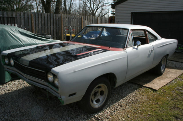 1969 Plymouth Road Runner RM 21