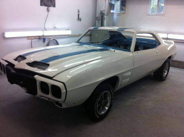Auto Rotisserie For Sale Canada: 1969 Pontiac Firebird Trans Am Tribute Car,Rotisserie