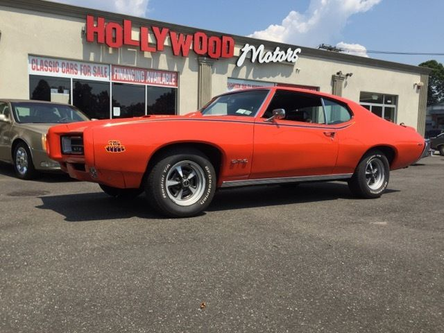 1969 Pontiac GTO PONTIAC GTO JUDGE TRIBUTE REAL 242 CODE