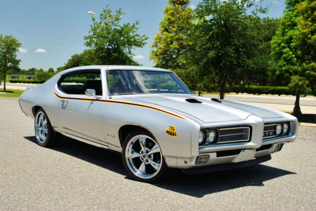 1969 Pontiac GTO Real gto judge Tribute! Spectacular Classic Muscle