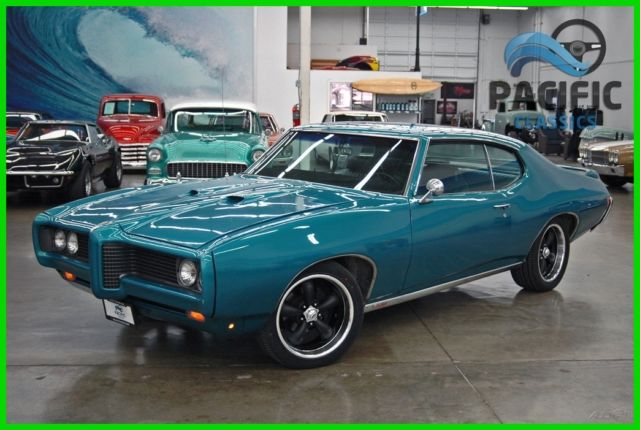 1969 pontiac lemans 468 v8 turbo 400 12 bolt tons of power