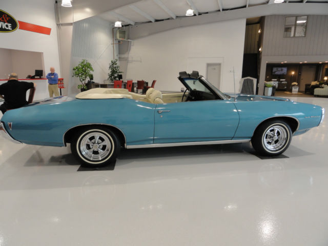 1969 Pontiac Lemans Convertible 19 225 Miles This Is The One For