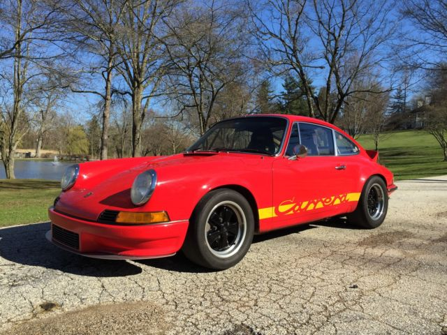 1969 Porsche 911 Carrera RS Look