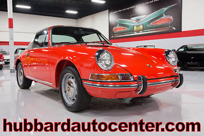 1969 Porsche 911 Arguably the best in the wrold, matching numbers f
