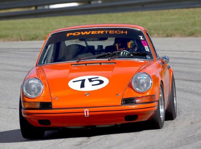 1969 Porsche Race Car - Jack Lewis Enterprise Build - Outstanding