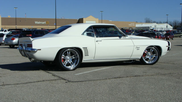 1969 pro touring chevy camaro ss for sale photos technical specifications description. Black Bedroom Furniture Sets. Home Design Ideas