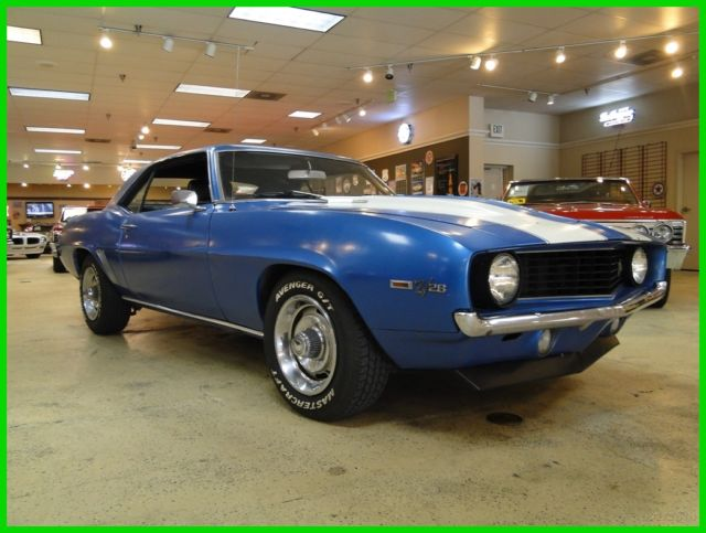 1969 Chevrolet Camaro REAL X33 Z/28