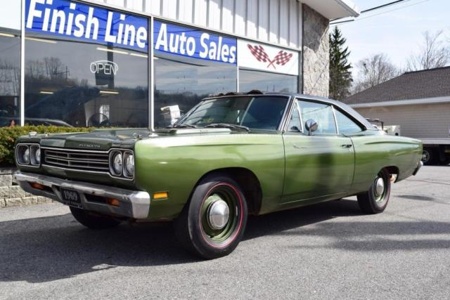 1969 Plymouth Road Runner Original N96 Air - Breather