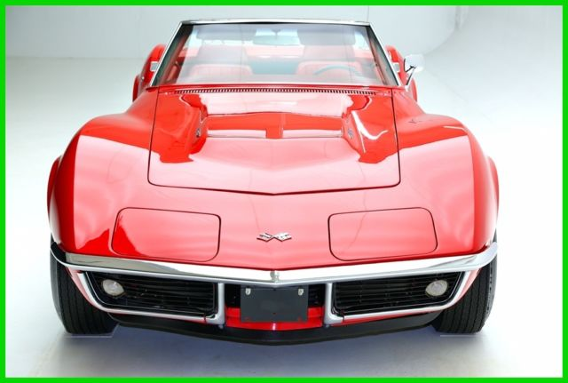 1969 Chevrolet Corvette #'s match 427/435 4spd