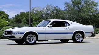 1969 Shelby GT500 UNRESTORED ORIGINAL FREE ENCLOSED SHIPPING WITH BUY IT NOW!!