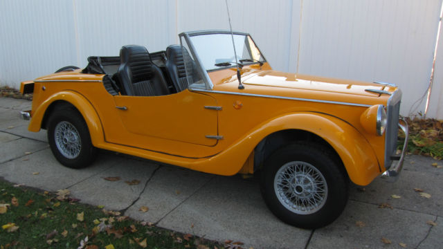 1969 Siata Spring Roadster Great Rare Car
