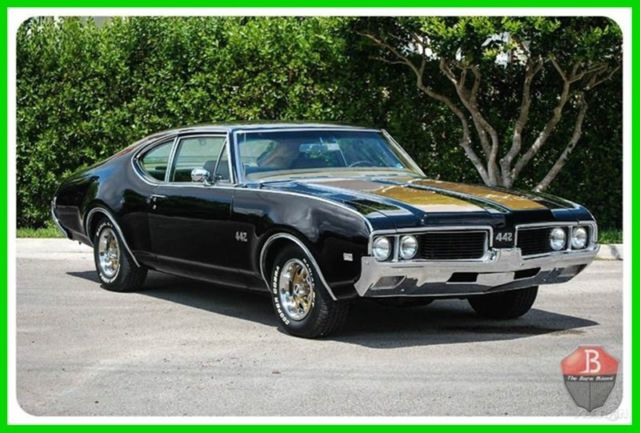 1969 Oldsmobile Other AUTHENTIC 442 WITH MATCHING NUMBERS FACTORY A/C
