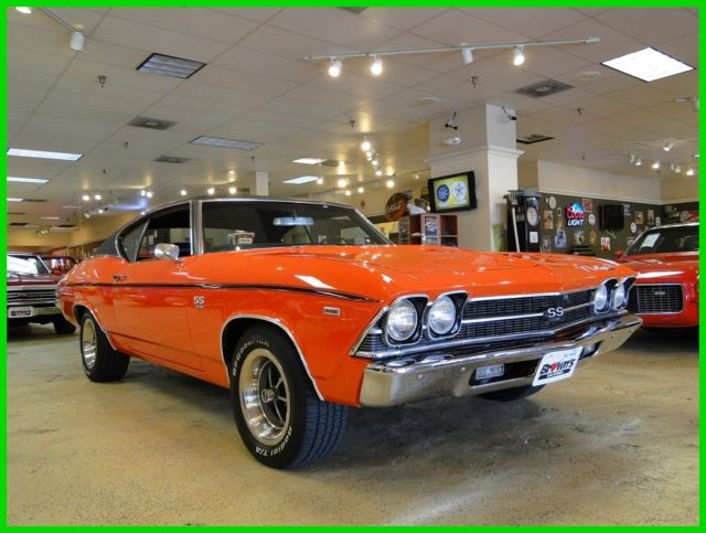 1969 Chevrolet Chevelle SS396 REAL Super Sport