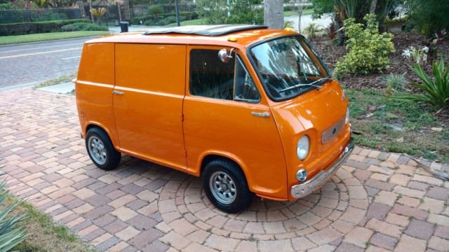 1969 Subaru 360 van Sambar micro car microbus for sale ...
