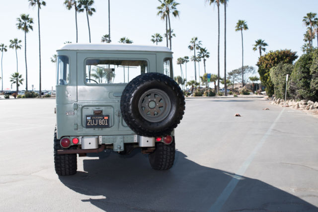 1969 toyota fj40 land cruiser for sale photos technical specifications description. Black Bedroom Furniture Sets. Home Design Ideas
