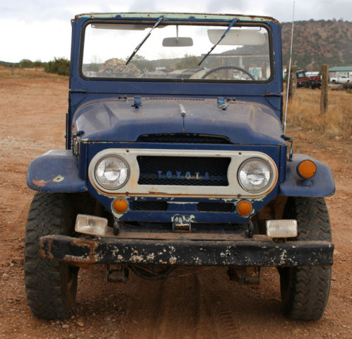 1969 Toyota Land Cruiser 3900