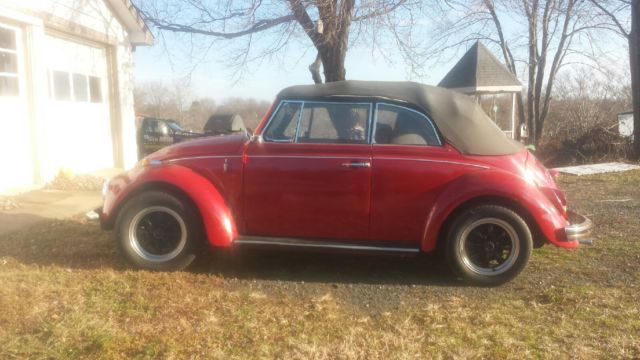 1969 Volkswagen beetle convertible. for sale: photos, technical specifications, description