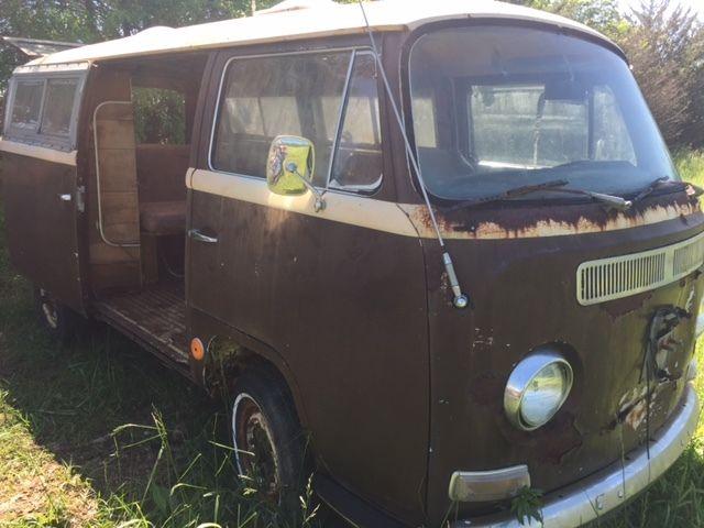 1969 Volkswagen Bus Vw Camper Complete Video No Reserve For Sale