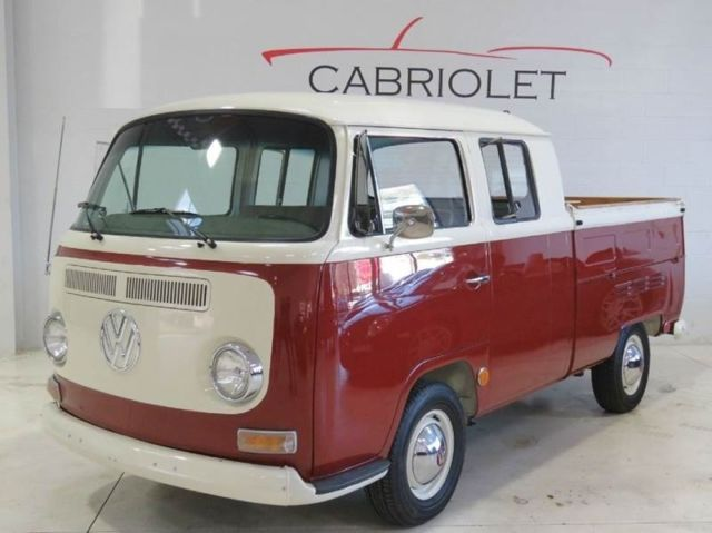 1969 Volkswagen Double Cab Truck Unspecified