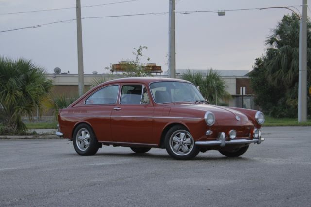 1969 Volkswagen Fastback for sale: photos, technical