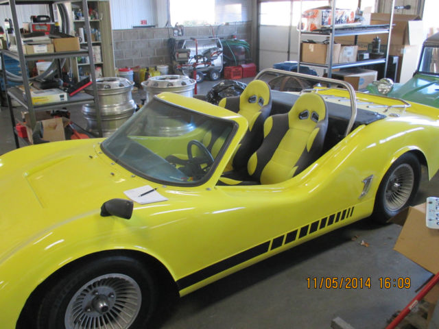 1969 Volkswagon Dune Buggy With 1980 Bradley Gt Kit Car On Top