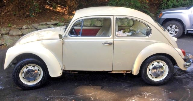 1969 vw beetle manual array 1969 vw beetle bug original paint 84k miles manual drives well some rh topclassiccarsforsale fandeluxe Images