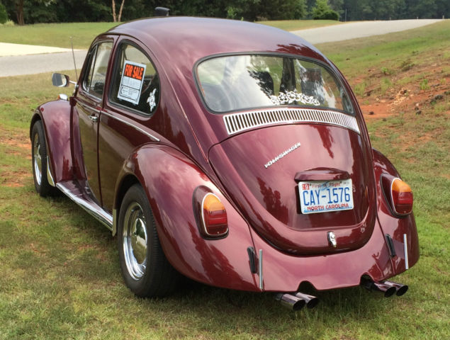 1969 Vw Beetle Classic For Sale Photos Technical