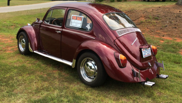 1969 vw beetle classic for sale photos technical specifications description. Black Bedroom Furniture Sets. Home Design Ideas