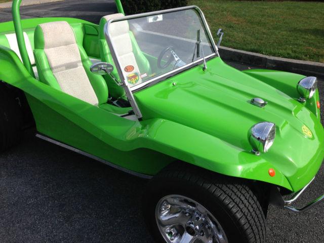 vw dune buggy  sale  technical specifications description