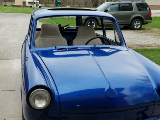1969 Vw squareback type 3 for sale: photos, technical